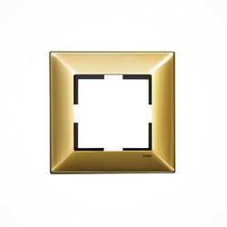Artline Trenda Metal Gold Üçlü Çerçeve - Thumbnail
