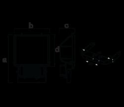 Pelsan - Pelsan Olımpıad 250w Metal Halide Sım Projektör (1)