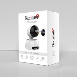 Nextcam Cloudcam Kablolu / Kablosuz Hd Bebek Bakıcı Kamera - Thumbnail