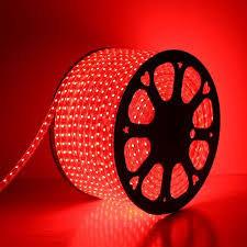 CATA ÜÇ ÇİP ŞERİT LED (220V) (KIRMIZI) CT-4550 - Thumbnail