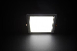 9W LED PANEL ARMATÜR(KARE)(GÜNIŞIĞI) Ct-5136 - Thumbnail