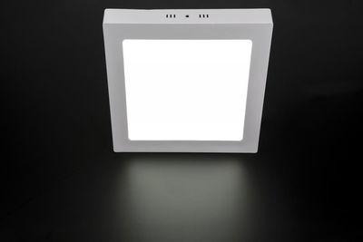 CATA 18W SIVA ÜSTÜ LED ARMATÜR (KARE) (BEYAZ) Alüminyum Kasa CT-5234