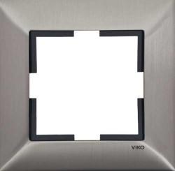 Viko Artline - Artline Trenda Metal Inox Tekli Çerçeve (1)