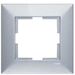Viko Artline - Artline Trenda Gümüş Tekli Çerçeve (1)