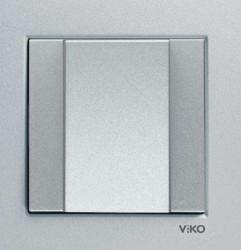 Viko Artline - Artline Novella/Trenda Siyah Kablo Çıkış Kapaklı Kapak (Mekanizma Hariç) (1)