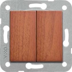 Viko Artline - Artline Novella/Trenda Kiraz Komütatör Düğme (Mekanizma Hariç) (1)