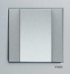 Viko Artline - Artline Novella/Trenda Füme Kablo Çıkış Kapaklı Kapak (Mekanizma Hariç) (1)