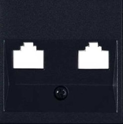 Viko Artline - Artline Novella/Trenda Siyah Data/Nümeris Kapak (Mekanizma Hariç) (1)
