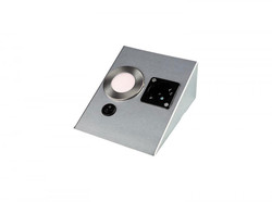 Cata 1w Üçgen Spot Beyaz (Ledli+Prizli) CT-5211 - Thumbnail