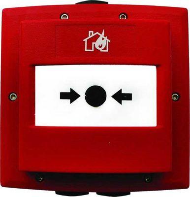 Mavigard Maxlogic Adresli Resetlenebilir Yangın Alarm Butonu ML-1710