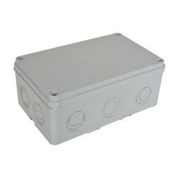 Mutlusan 110x180x77 Termo Plastik Buat Kutusu(10 Çıkışlı)Gr