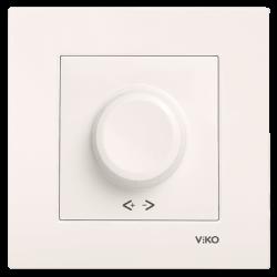 Viko - Viko Karre/Meridian Krem R Dimmer Rl 1000w Mekanizma (Çerçeve Hariç) (1)
