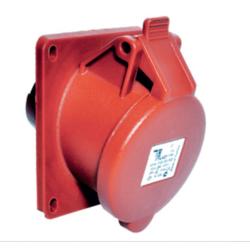 TPLAST - Tplast Cee-5x16a/Ip44-Y.Kap.Mak.Priz ( Eğik ) (1)