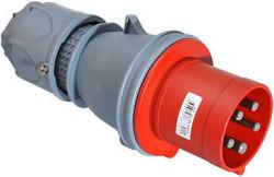 TPLAST - Tplast Cee-5x63a/Ip44-Y. Kap.Düz Fiş (1)