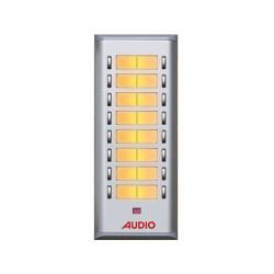 Audio - Audıo Audio 008324 E16 Basic Zil Paneli Yan Sıra 16lı (1)