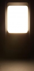 CATA - CATA CT-7057G 12W SIVA ÜSTÜ LED APLİK (GÜNIŞIĞI) (1)