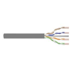 HCS 4x2x23# U/FTP CAT 6A LS0H Gri ( 500 Lük Makara ) - Thumbnail