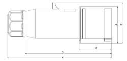 TEM - TEM CEE NORM 5x16 A FİŞ (1)