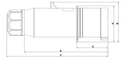 TEM - TEM CEE NORM 5x32 A FİŞ (1)